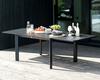 Spisebord med uttrekk modell Venezia