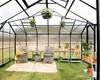 Drivhus «Elegance» Orangery– 18 m2