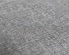 Stol med fotskammel modell Roma – grå
