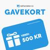 Gavekort-500,-