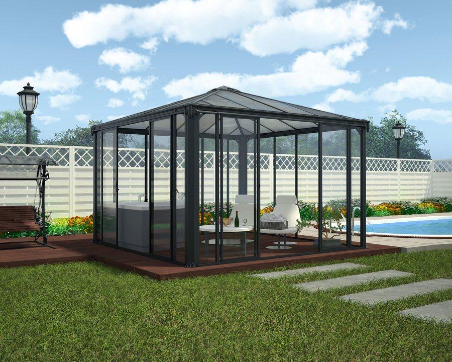 Utestue Palram Ledro 3600 – 13 m²