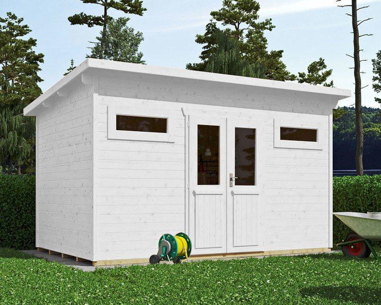 Redskapsbod modell Leknes 8,7 m2