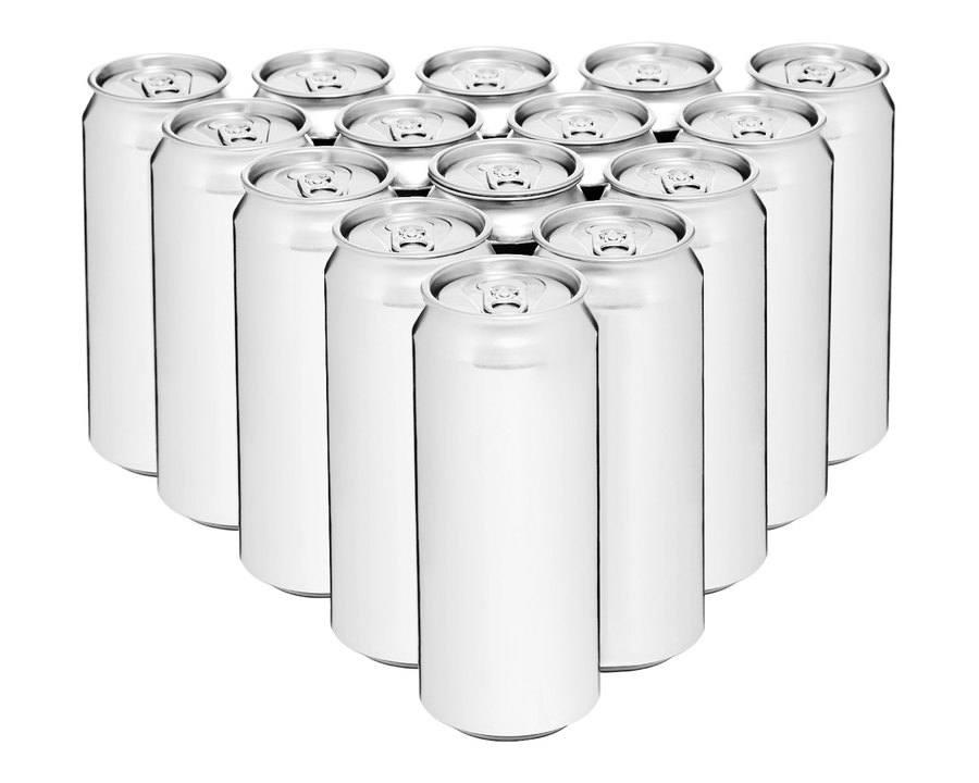 Bokser 500 ml – 124 stk