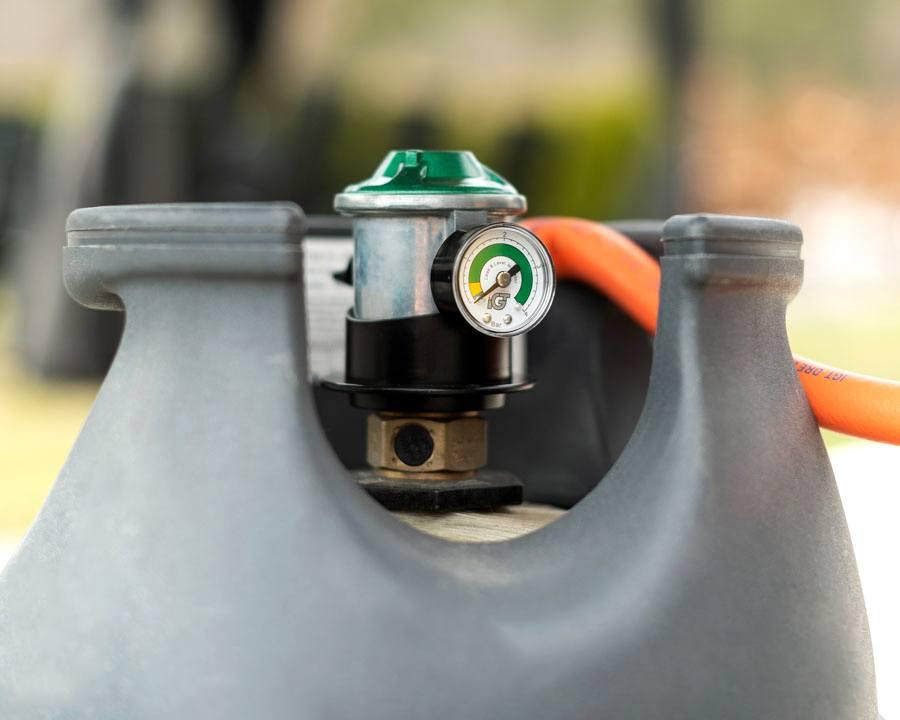 Gassregulator IGT Jumbo