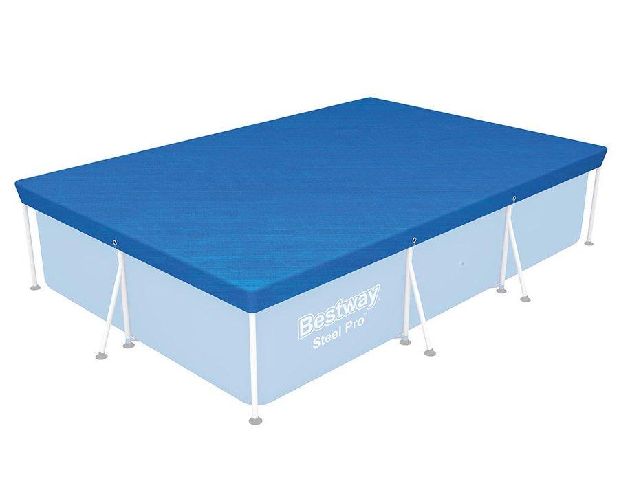Trekk til Steel Pro™-basseng – 3,0 x 2,01 x 0,66 m