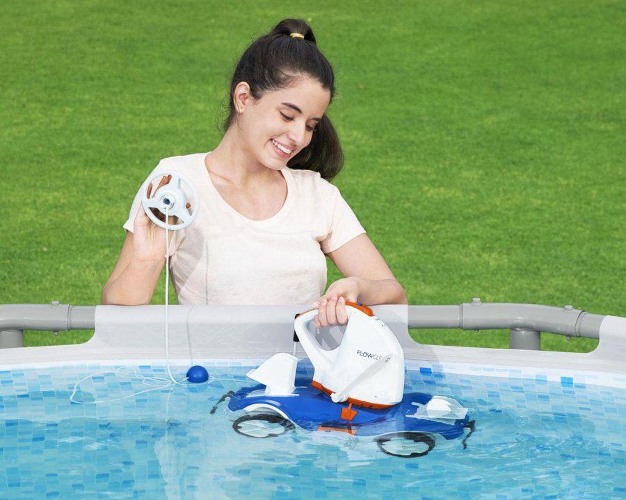 Bestway Flowclear Aquatronix bassengrobot