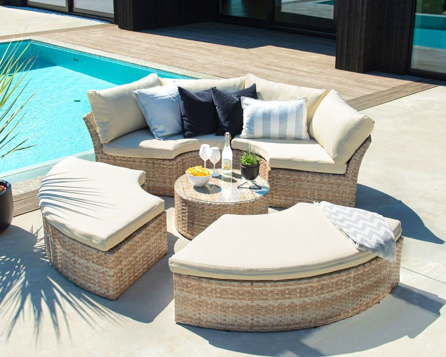 Daybed modell Ibiza