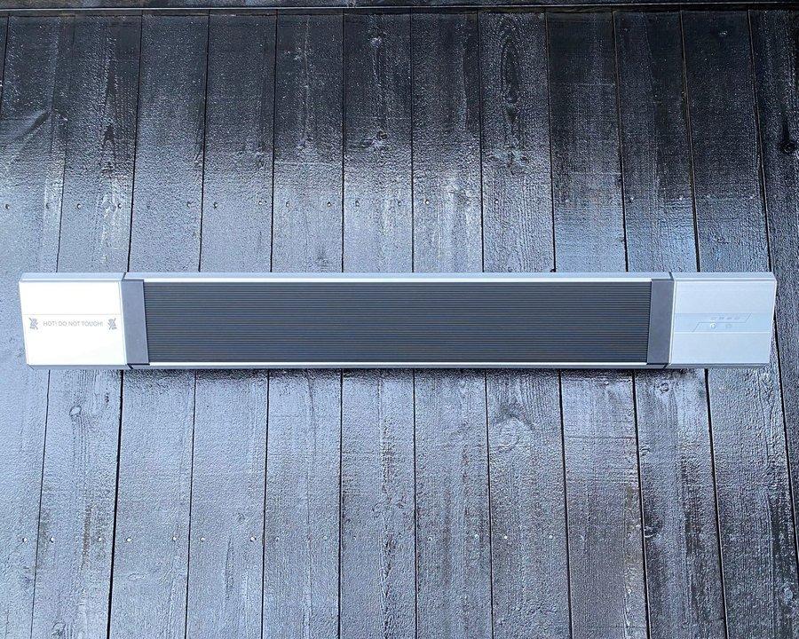 Terrassevarmer til utestue – 1800 W