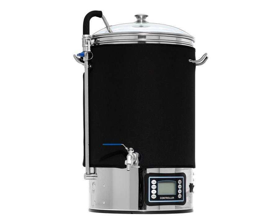Brewbie automatisk ølbrygger med isolasjonskappe