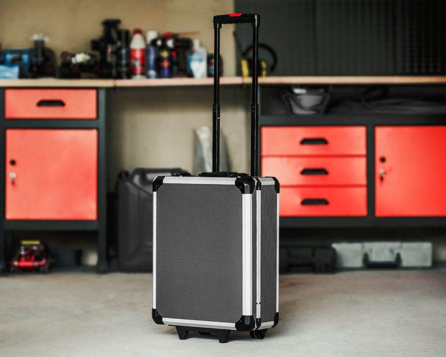Verktøykoffert – 125 deler