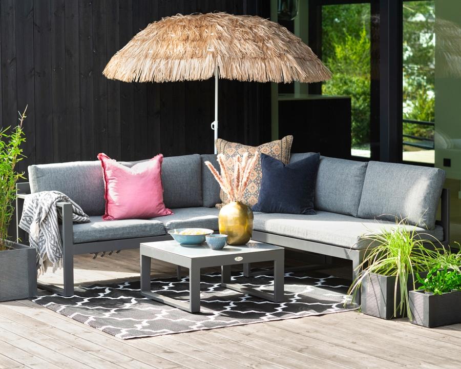 Sofagruppe modell Freestyle – antrasitt
