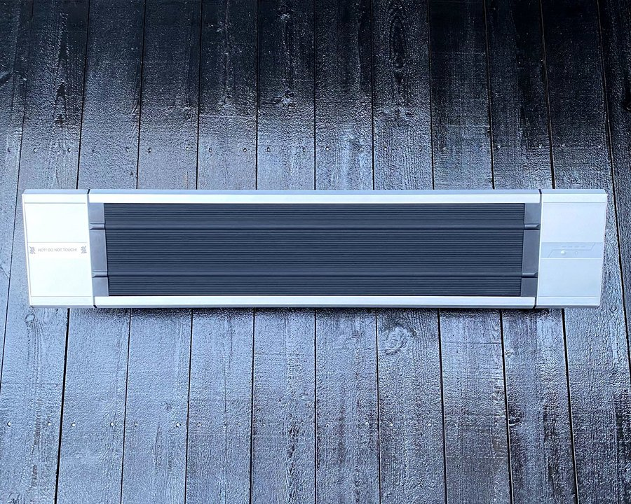 Terrassevarmer til utestue – 2400 W