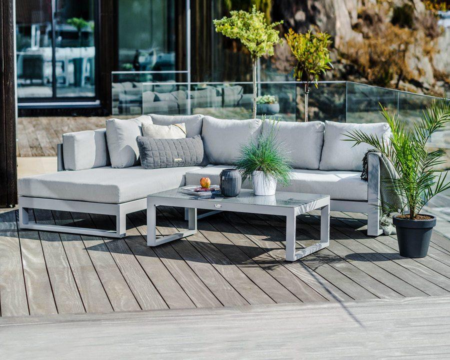 Sofagruppe modell Boston- forventet tilbake uke 18